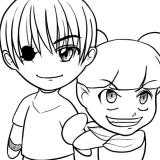 Chris & Link