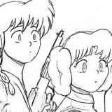 Ranma, Princess Akane and Ryouga Solo